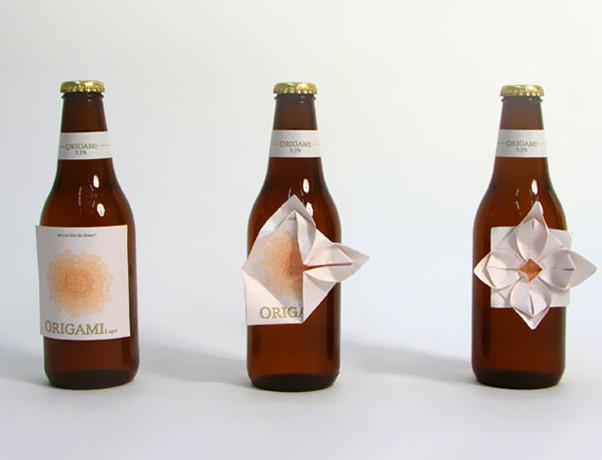 Origami en el Etiquetado