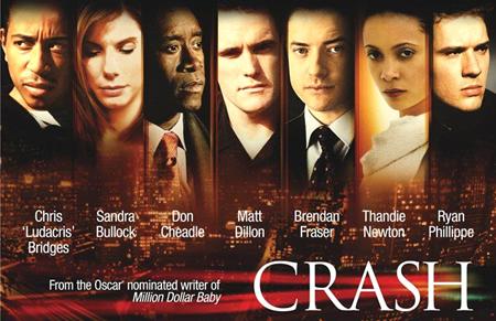"""Crash"", Oscar a la Mejor Película."