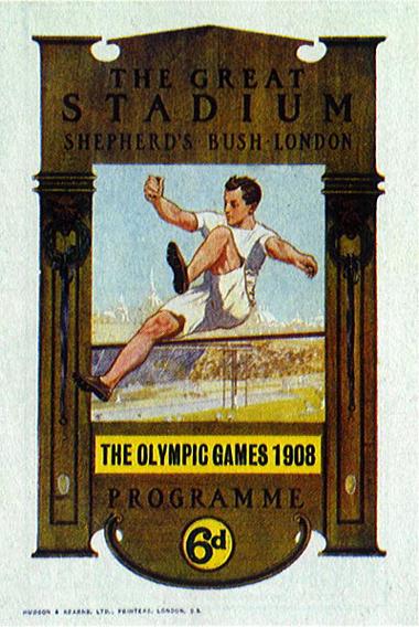 Londres, 1908