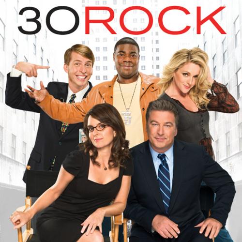 30 Rock. Rockefeller Plaza, serie de televisión