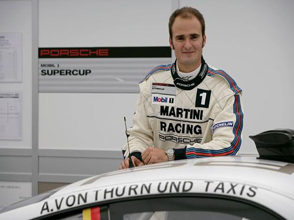 Albert Von Thurn Und Taxis
