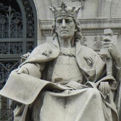Alfonso X El Sabio y sus problemas sucesorios