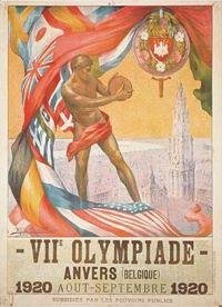 Amberes 1920
