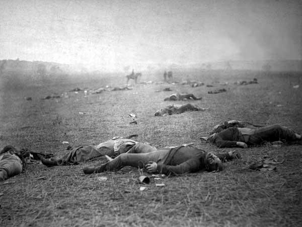 La Batalla de Getysburg