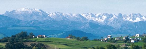 Algunos apuntes sobre Cantabria