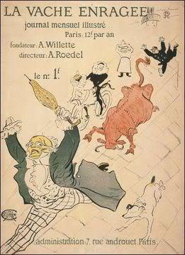 Cartel Toulose Lautrec