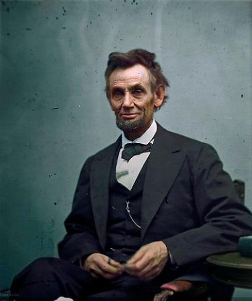 Dana R. Keller Abraham Lincoln