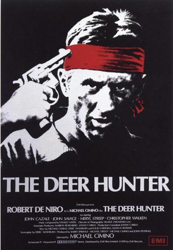 El cazador. Robert de Niro