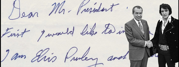 Elvis Nixon carta