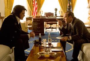 Elvis y Nixon pelicula