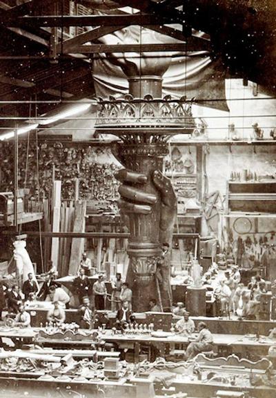 7 curiosidades (que puede que no supieras) de la Estatua de la Libertad
