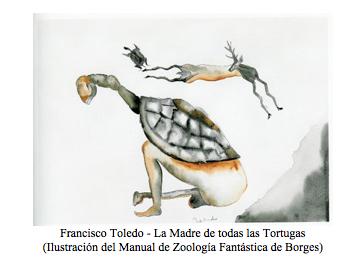 Francisco Toledo La Madre de todas las Tortugas