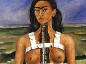 Asifue Frida Khalo