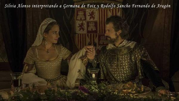 Germana de Foix y Carlos V