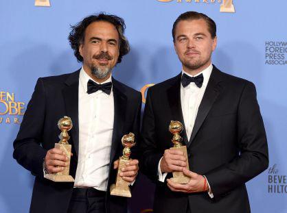 Globos de Oro Leonardo Di Caprio