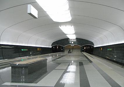 Estación de metro Gorki