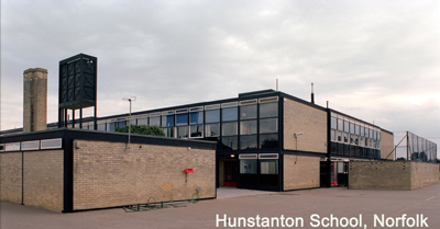 Hunstanton School, Norfolk
