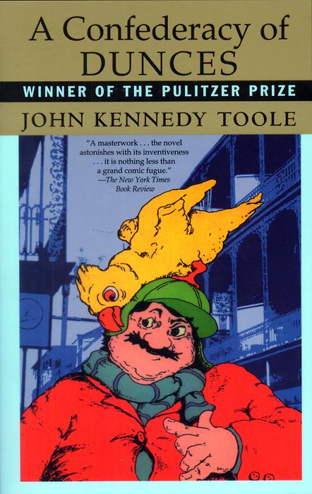 John Kennedy Toole: La conjura de los necios