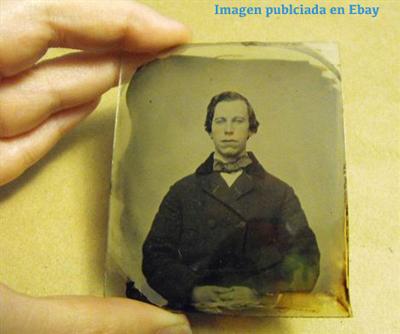John Travolta en el siglo XIX