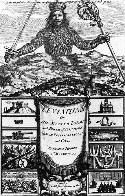 Leviatan. Thomas Hobbes