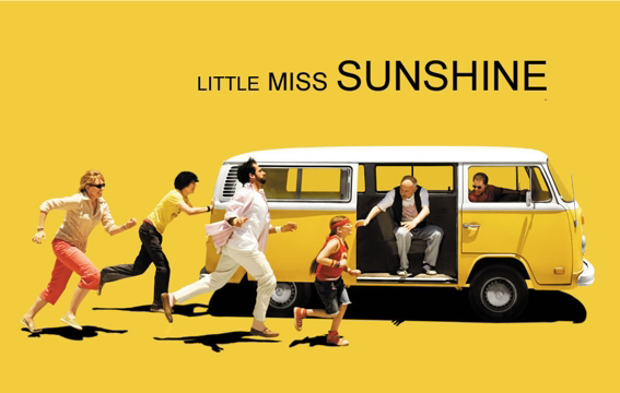 Pequeña Miss Sunshine - pelicula hipster
