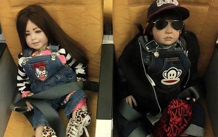ejemplos de muñecas look thep