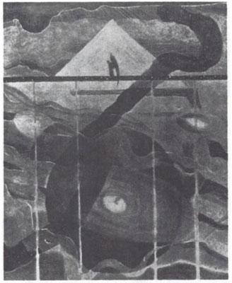 M K Ciurlionis Andante de la Sonata de las Estrellas 1908