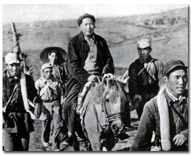 Mao Larga Marcha