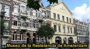 Museo de la Resistencia de Amsterdam