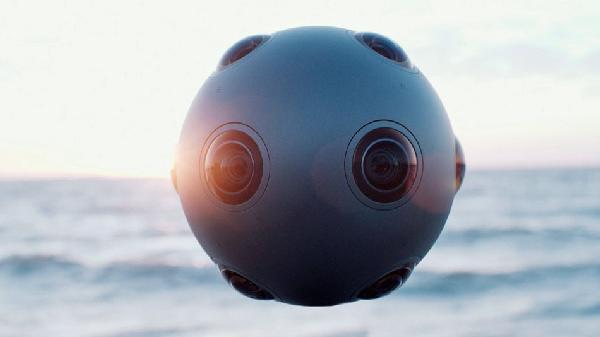 Nokia entra en el juego de realidad virtual con una cámara de 360 grados