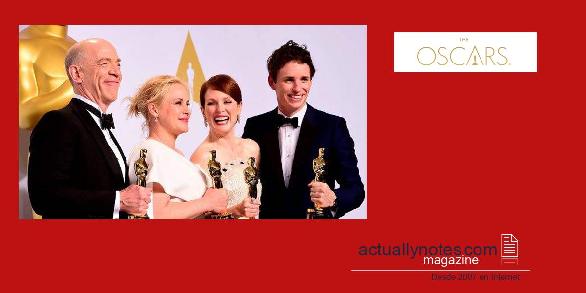 Pronosticos para los Oscar