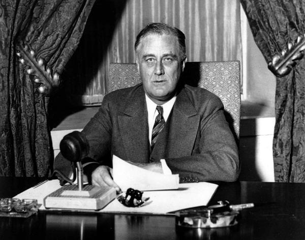El ataque a Pearl Harbor y Roosevelt