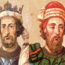 Las hijas de Pedro I y María de Padilla, pretendientes al trono de Castilla
