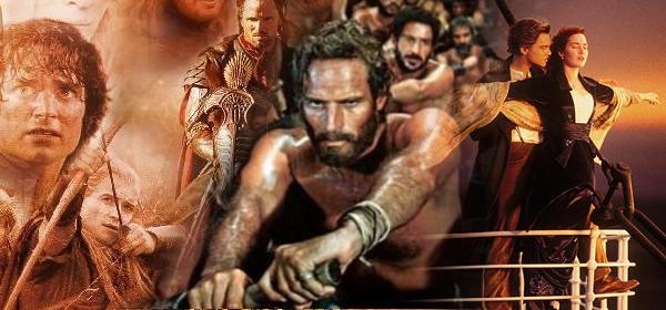 Las Peliculas ganadoras de más Oscar de la Historia