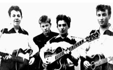 La primera foto de The Beatles