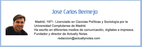 Jose Carlos Bermejo en Actually Notes