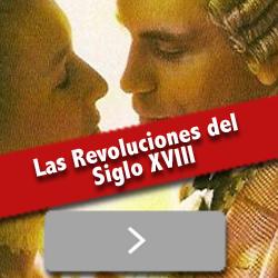 Las revoluciones del siglo XVIII