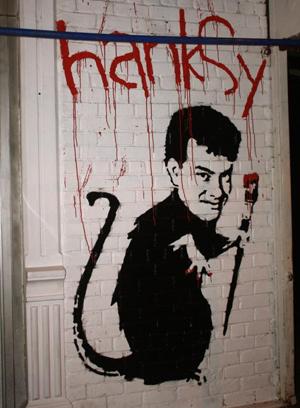Tom Hanks Hanksy