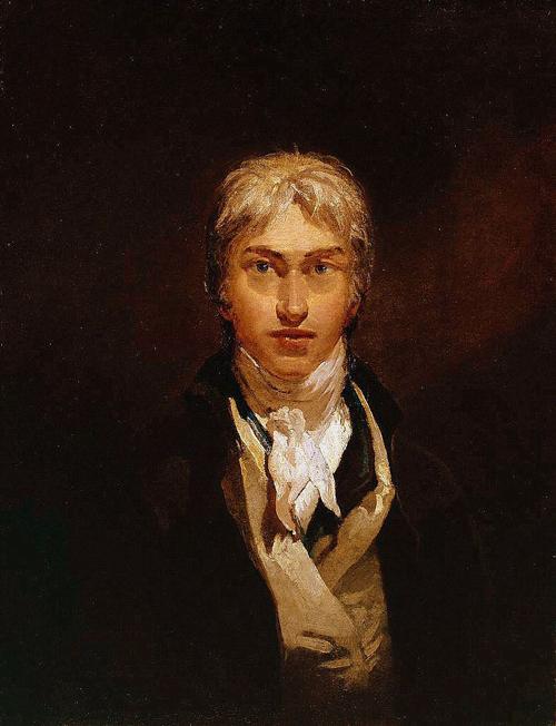 autorretrato Turner