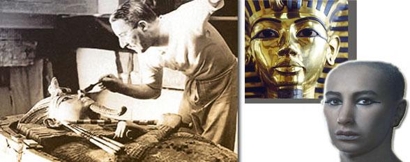 Los grandes misterios de Tutankamon
