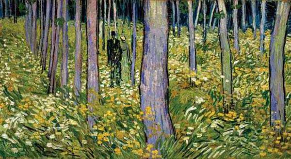 Vincent Van Gogh y Theo