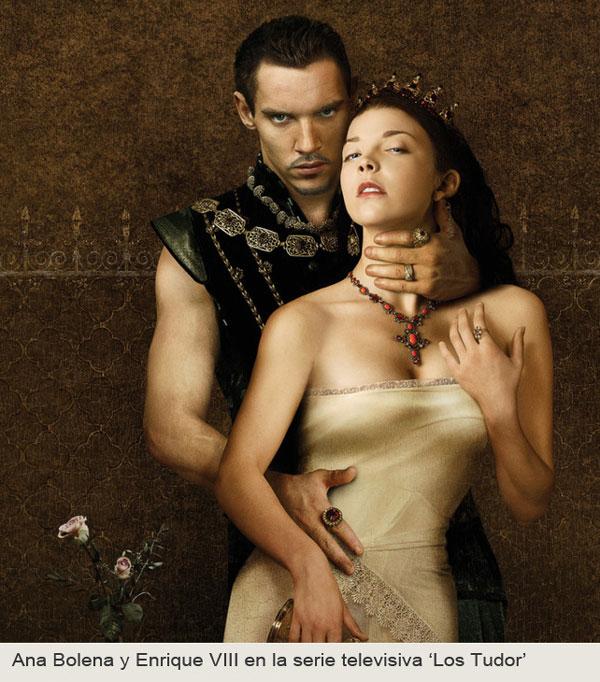 Ana Bolena y Enrique VIII