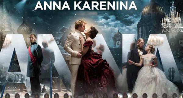 Anna Karenina, la adaptación de Joe Wright