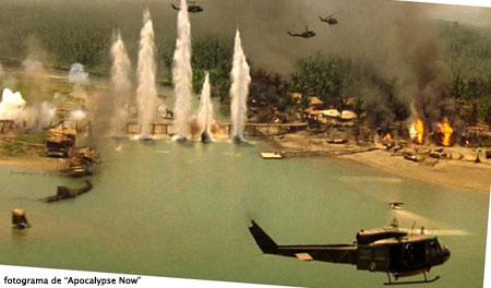 fotograma de Apocalipsis Now