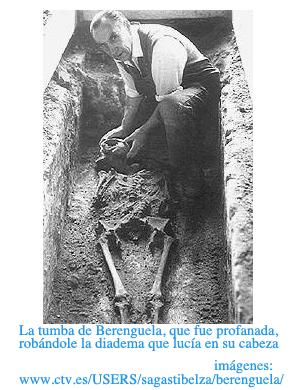 tumba de Berenguela