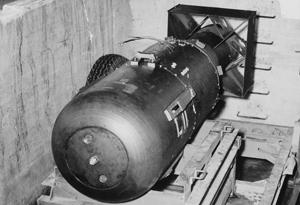 Bomba Atómica y Bomba H