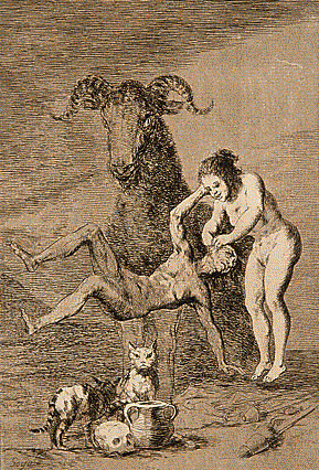 Caza de Brujas