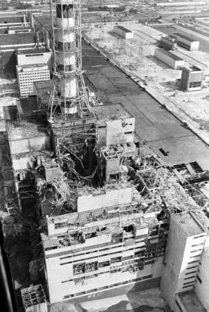 Chernóbil El desastre