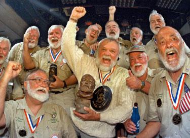 Hemingway concurso de dobles