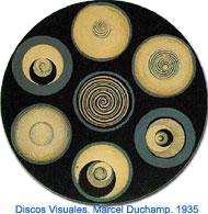 Discos Visuales Arte Cinetico